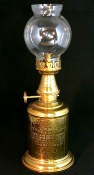 Lampe pigeon : l'un des nombreux modèles