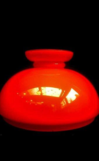 Opaline orange