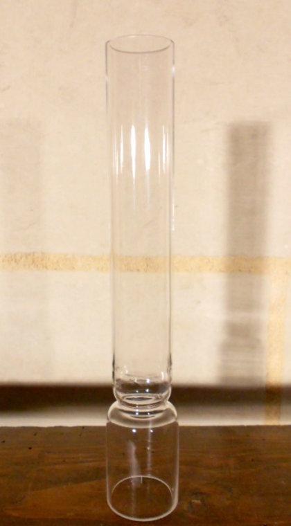 verre de lampe à pétrole
